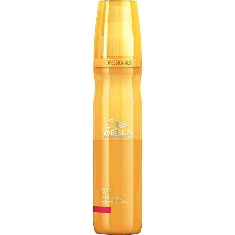 Wella Sun Protection Spray Fine/Normal Hair 150ml