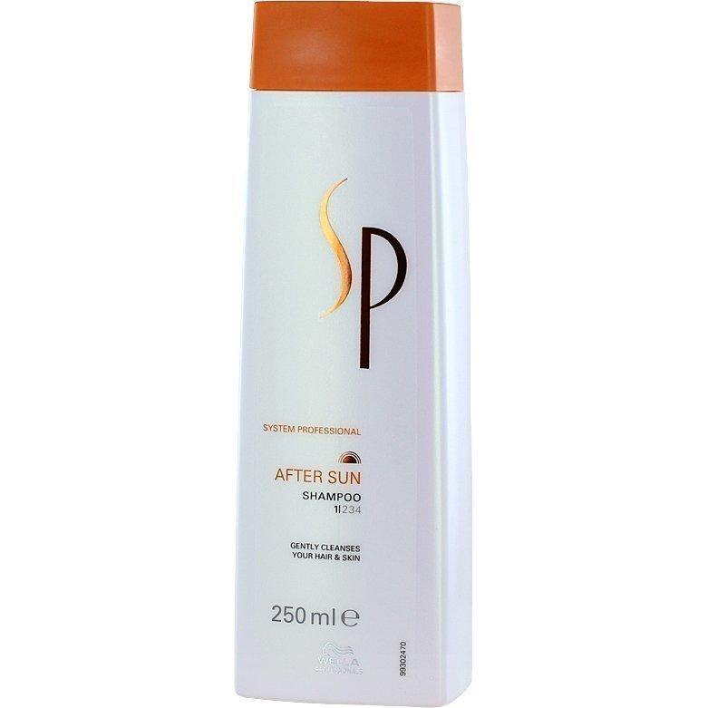 Wella System Professional After Sun Shampoo 250ml