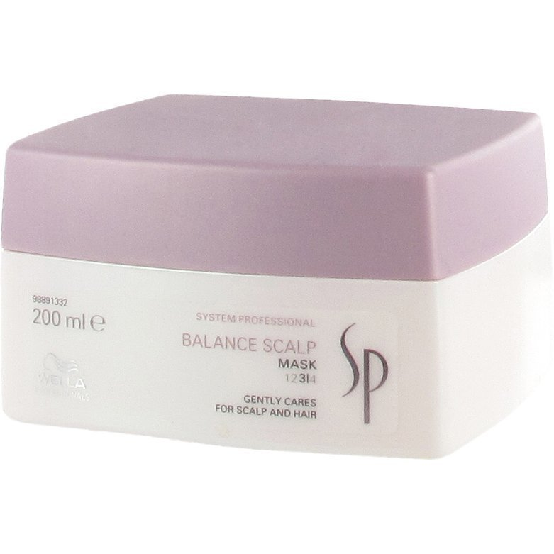 Wella System Professional Balance Scalp Mask 3 200ml