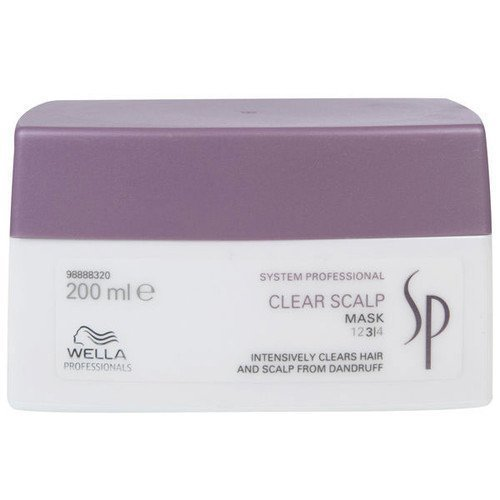 Wella System Professional Clear Scalp Mask