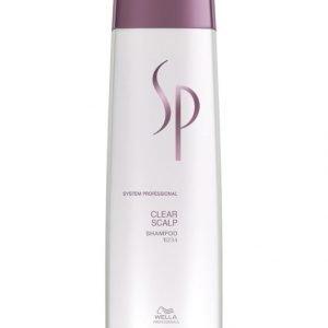 Wella System Professional Clear Scalp Shampoo 250 ml