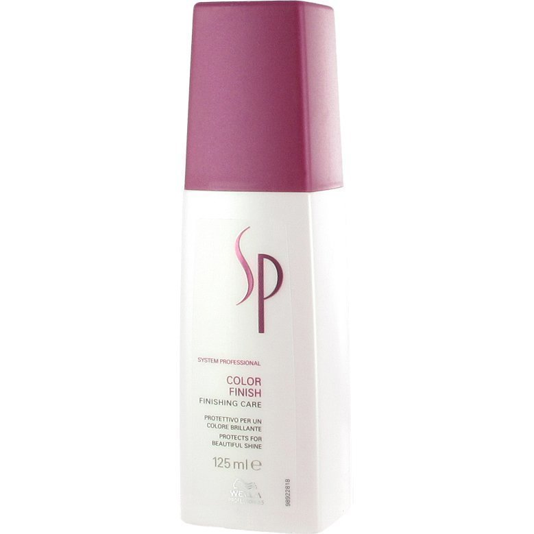 Wella System Professional Color Finish Finishing Care 125ml