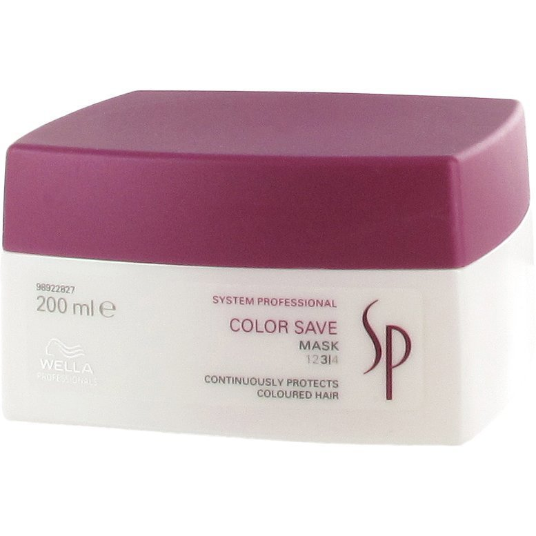 Wella System Professional Color Save Mask 3 200ml