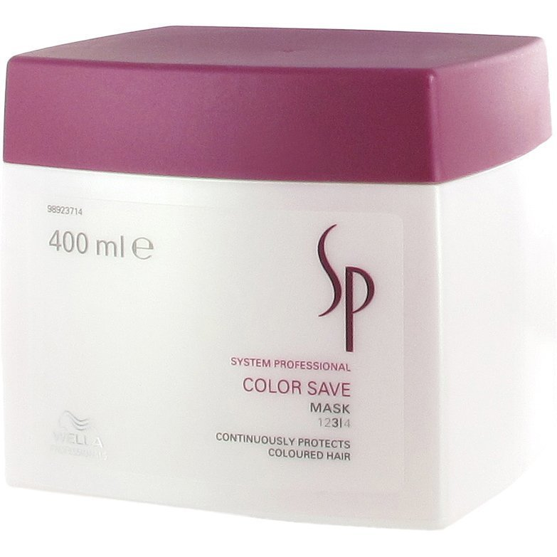 Wella System Professional Color Save Mask 3 400ml