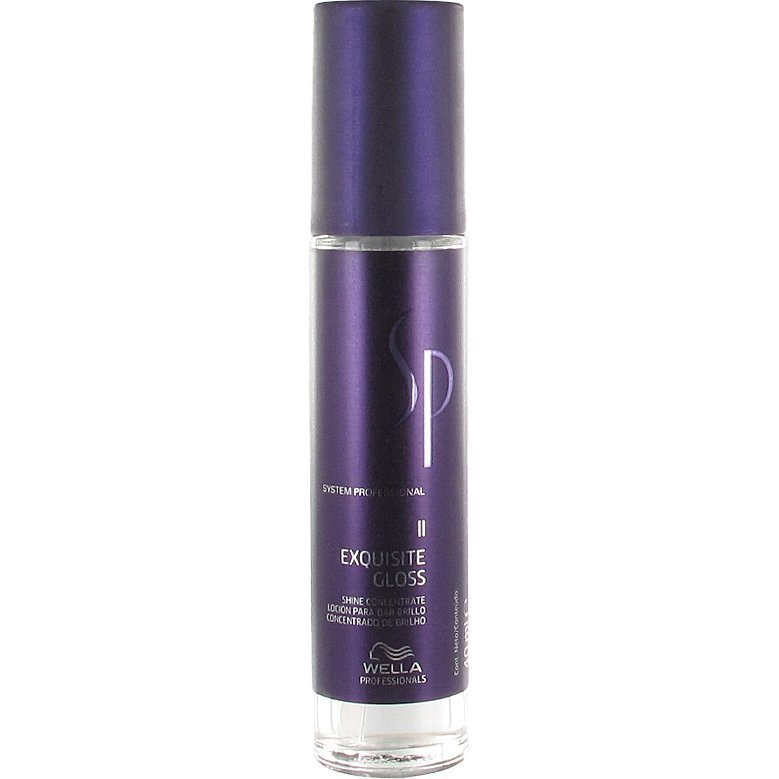 Wella System Professional Exquisite Gloss 40ml