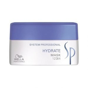 Wella System Professional Hydrate Mask Tehohoito 200 ml
