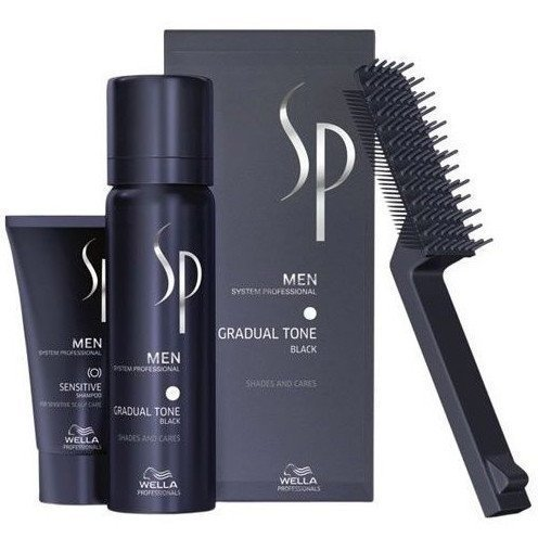 Wella System Professional Men Gradual Tone Black
