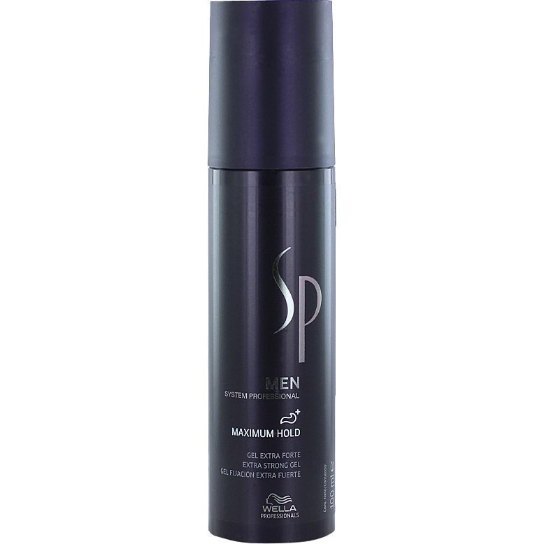 Wella System Professional Men Maxximum Hold 100ml