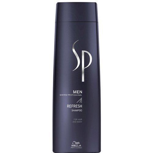 Wella System Professional Men Refresh Shampoo