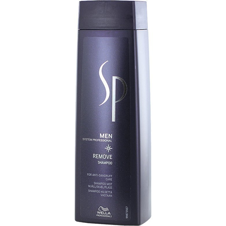 Wella System Professional Men Remove Shampoo 250ml