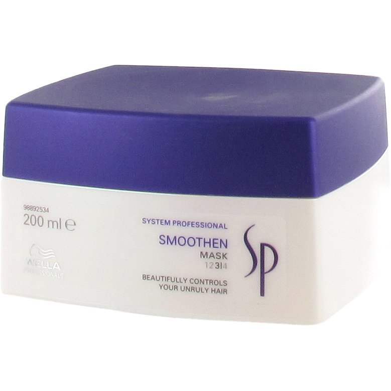 Wella System Professional Smoothen Mask 3 200ml