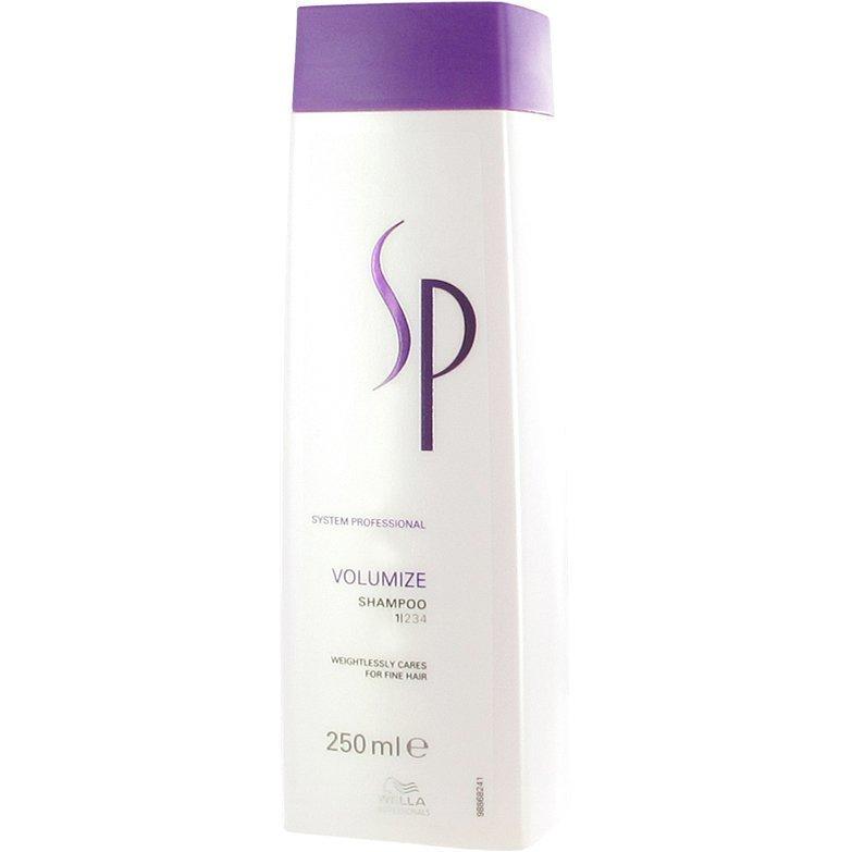 Wella System Professional Volumize Shampoo 1 250ml