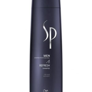 Wella System Professional Wella Men Refresh Hair & Body Shampoo 250 ml