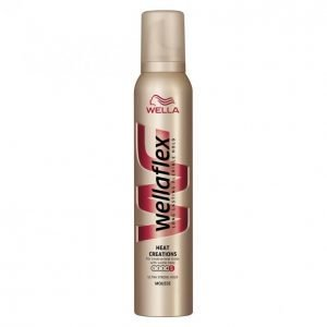 Wella Wellaflex Heat Creations Ultra Muotovaahto 200 Ml