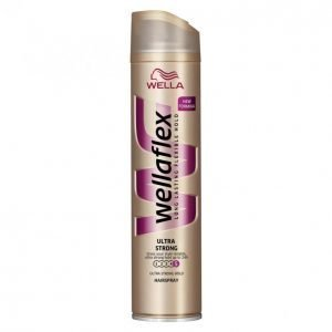 Wella Wellaflex Ultra Strong Hiuskiinne 250 Ml