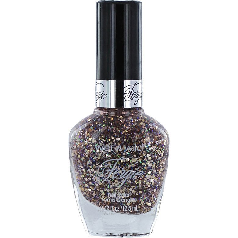 Wet N Wild Fergie Nail Color Flossy Flossy 12