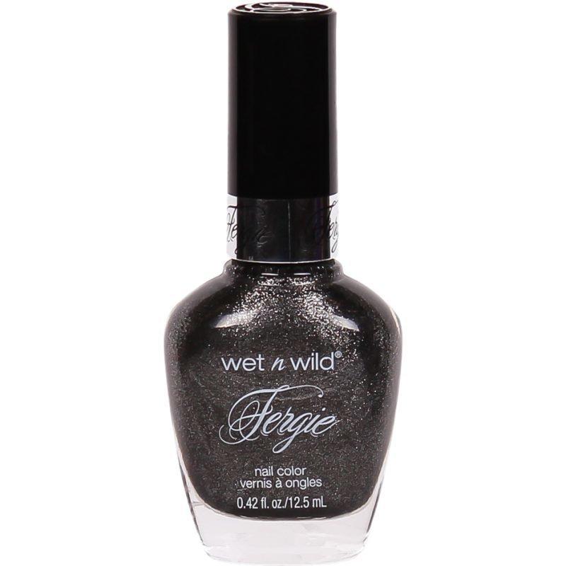 Wet N Wild Fergie Nail Color Heels of Steel 12