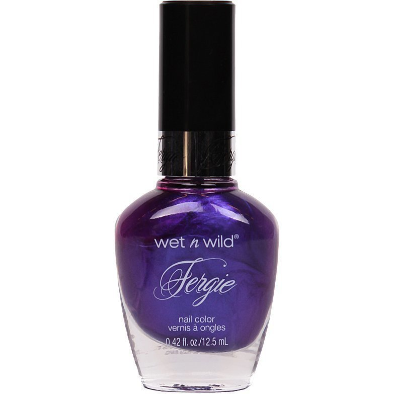Wet N Wild Fergie Nail Color L.A. Pride 12