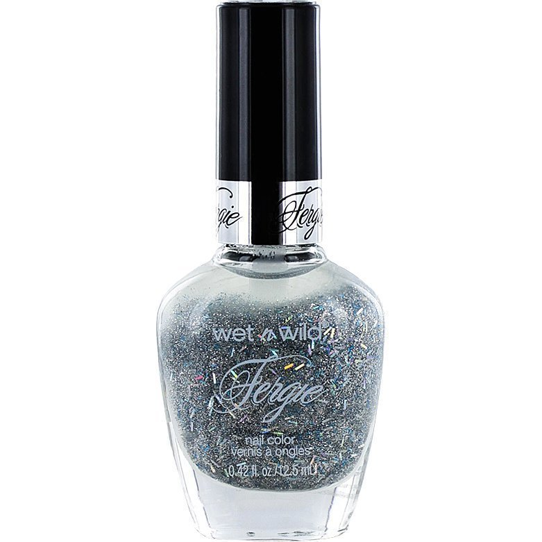 Wet N Wild Fergie Nail Color New Years Kiss 12