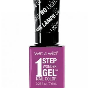 Wet N Wild Step Wonder Gel Nail Color Kynsilakka