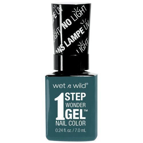 Wet n Wild 1 Step WonderGel Nail Color Un-Teal Next Time