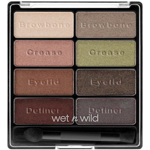 Wet n Wild ColorIcon Eyeshadow Palette Comfort Zone