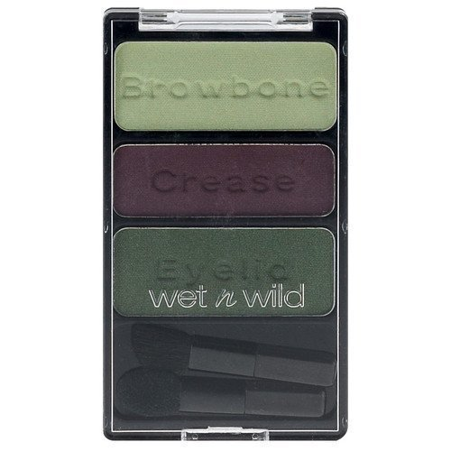 Wet n Wild ColorIcon Eyeshadow Trio Palette Spoiled Brat