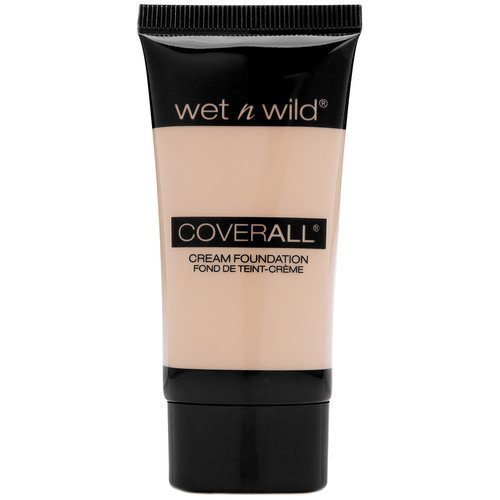 Wet n Wild CoverAll Cream Foundation 818 Light/Medium