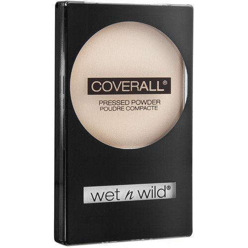 Wet n Wild CoverAll Pressed Powder 822 Fair/Light
