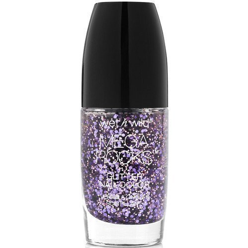 Wet n Wild Mega Rocks Glitter Nail Color At Will Call