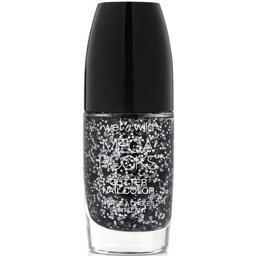 Wet n Wild Mega Rocks Glitter Nail Color Gettin Amped