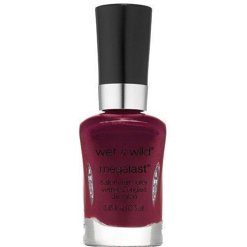 Wet n Wild Megalast Salon Nail Color Haze Of Love