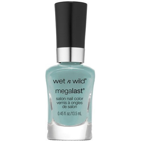 Wet n Wild Megalast Salon Nail Color I Need A Refresh-Mint