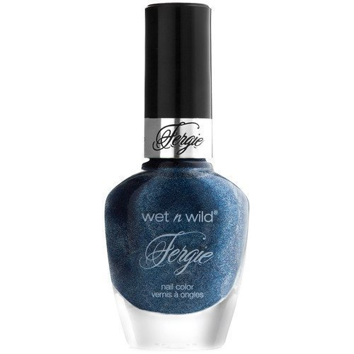 Wet n Wild Nail Color Fergie Blue Eyed Soul