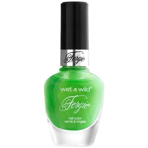 Wet n Wild Nail Color Fergie Glowstick