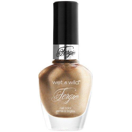 Wet n Wild Nail Color Fergie Gold Album