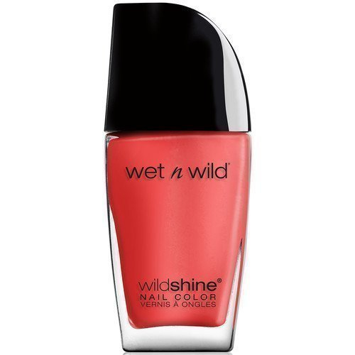 Wet n Wild Shine Nail Color Grasping at Strawberries