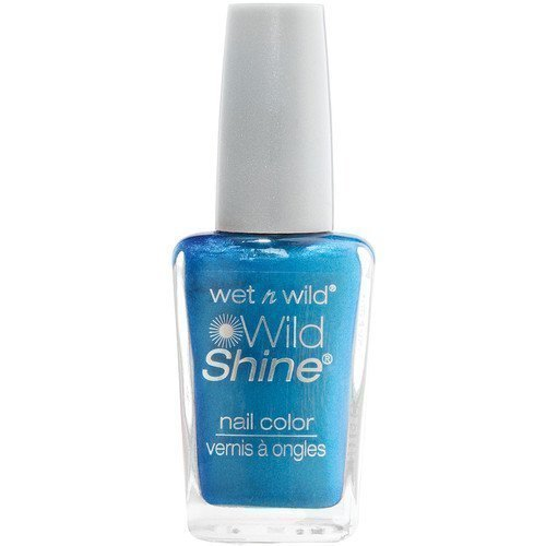 Wet n Wild Shine Nail Colour Bijou Blue