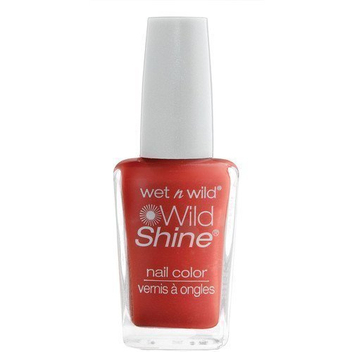 Wet n Wild Shine Nail Colour Blazed