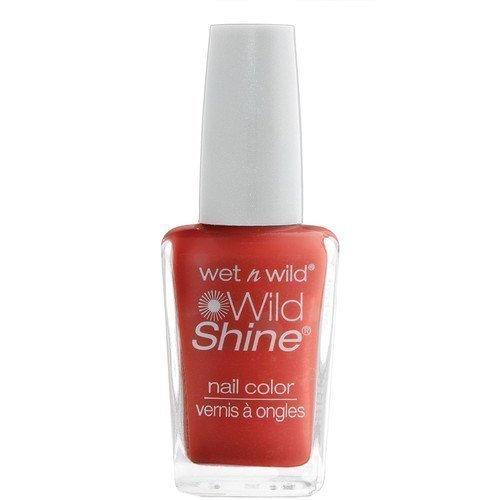 Wet n Wild Shine Nail Colour Blazed