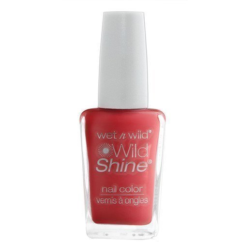 Wet n Wild Shine Nail Colour Dreamy Poppy