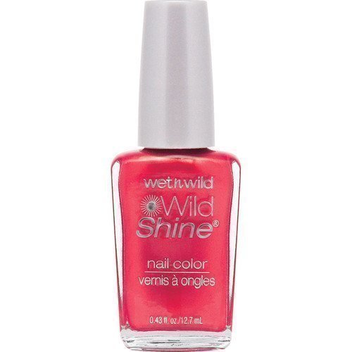 Wet n Wild Shine Nail Colour Jezebel