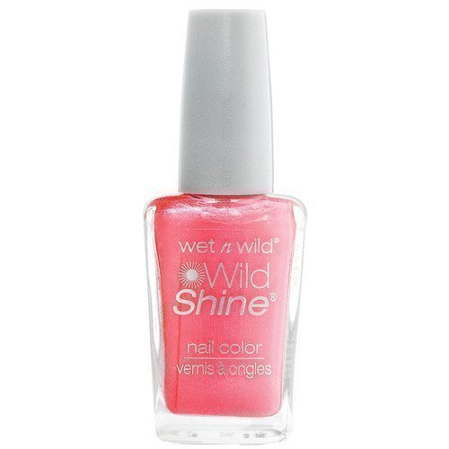 Wet n Wild Shine Nail Colour Lavendar Pearlscent