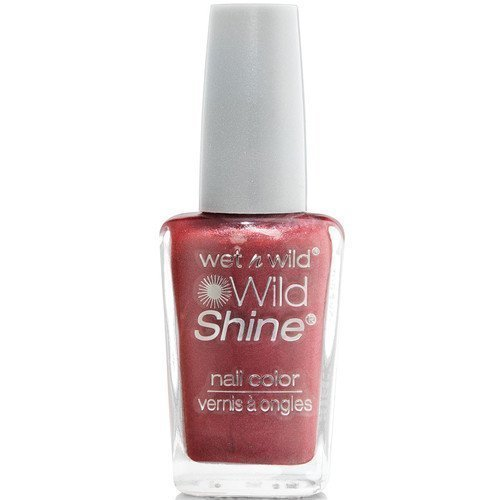 Wet n Wild Shine Nail Colour Mauve Frost