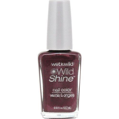 Wet n Wild Shine Nail Colour Night Prowl