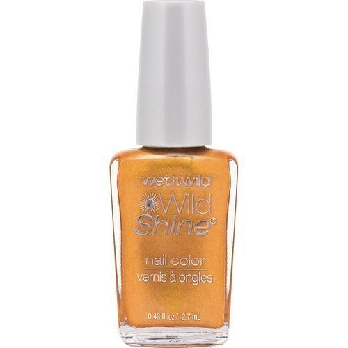 Wet n Wild Shine Nail Colour Sunny Side Up