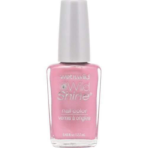 Wet n Wild Shine Nail Colour Tickled Pink