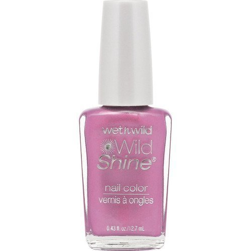 Wet n Wild Shine Nail Colour Wild Card