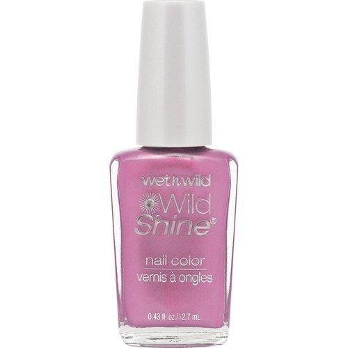 Wet n Wild Shine Nail Colour Wild Card