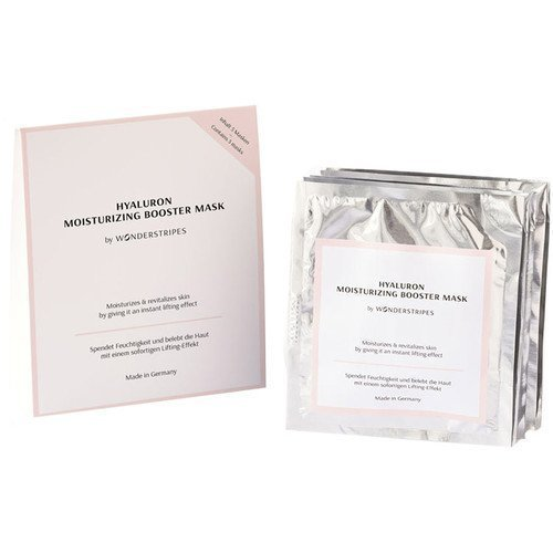 Wonder Stripes Hyaluron Moisturizing Booster Mask